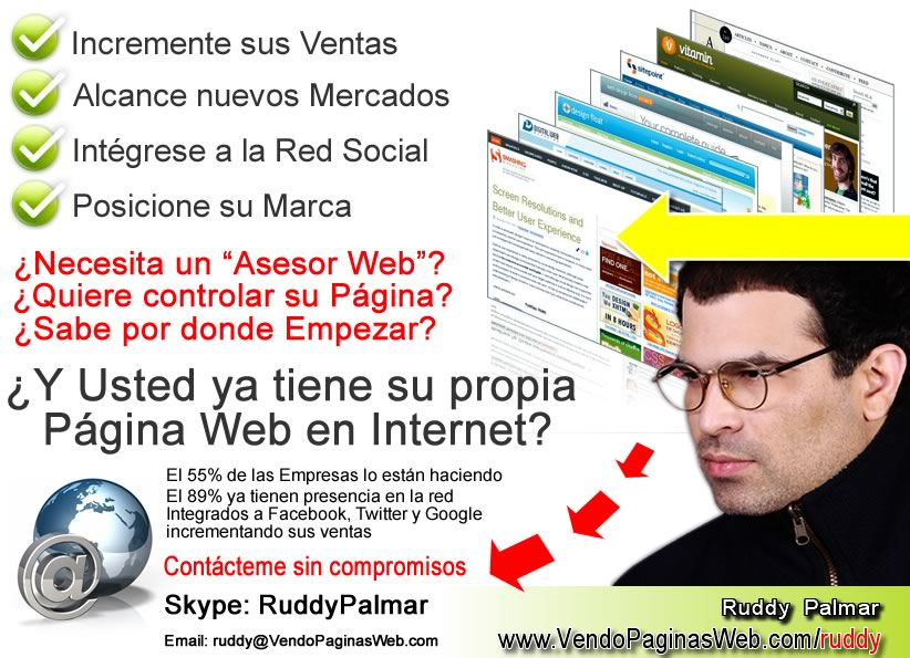 VendoPaginasWeb-Ruddy